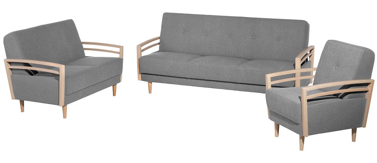 Funktionssofas und Garnituren Joost von Max Winzer® Polstermöbel