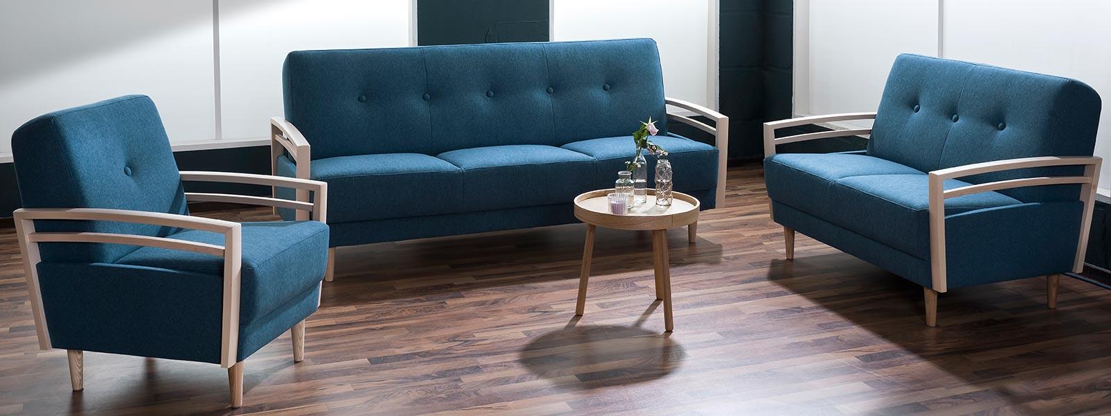 funktionssofas und garnituren joost von max winzer polsterm bel. Black Bedroom Furniture Sets. Home Design Ideas